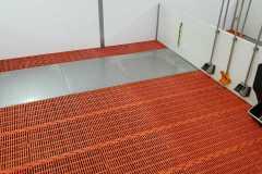 Placas calefacción salas