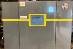 Instalación bombas geotérmicas _ Puritermia ISBRAN en Llardecans